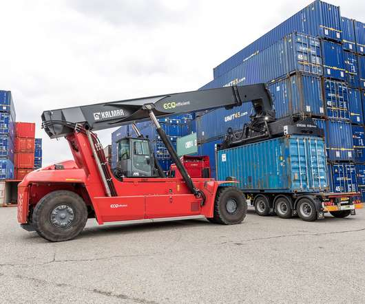 Multimodal transport - Logistics Brief