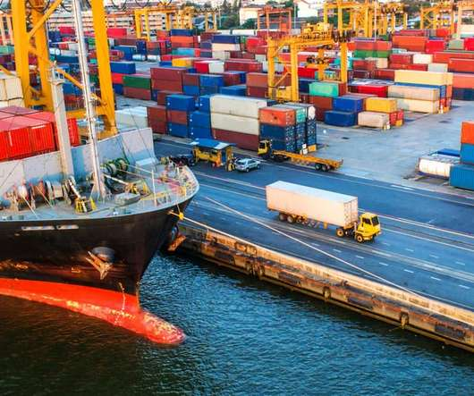 Freight forwarding and Trends - Logistics Brief