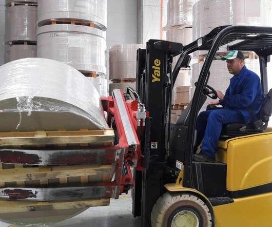 Materials handling - Logistics Brief