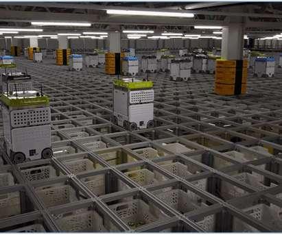 Warehousing - Logistics Brief