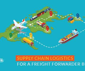 Freight forwarding and Supply Chains - Logistics Brief