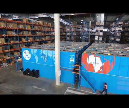 Strategy and Warehousing - Logistics Brief