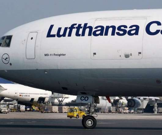 Cargo logistics brief lufthansa cargo begin close cooperation with brussels airlines cargo fandeluxe Images